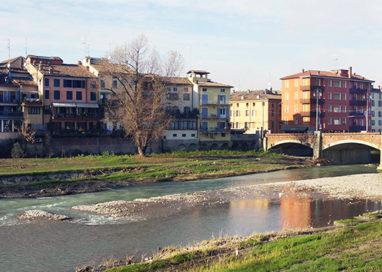 Percorso ciclopedonale dal Ponte Italia al Ponte delle Nazioni