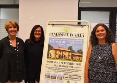 """Benessere in Villa"""", domenica 9 settembre una giornata dedicata alla salute e al benessere"""