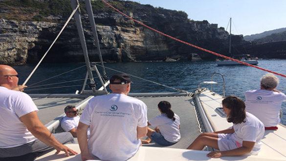 Insieme sul catamarano contro le barriere della disabilità