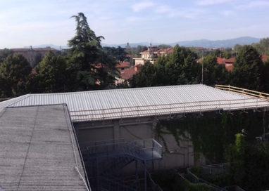Cinema Astra, rimosso l'amianto dal tetto