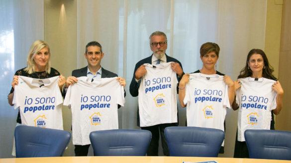 Festa in Ghiaia: gli inquilini delle case popolari invitano i cittadini di Parma