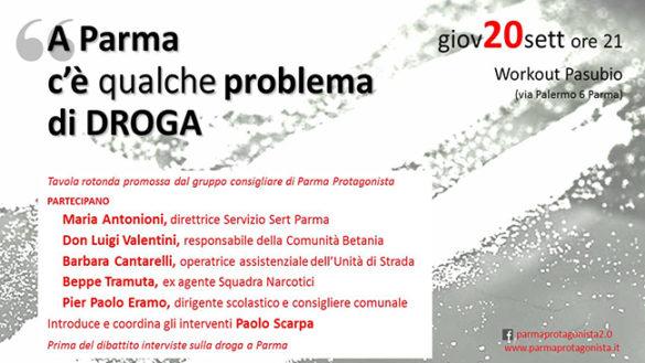 """""""A Parma c'è qualche problema di droga"""""""