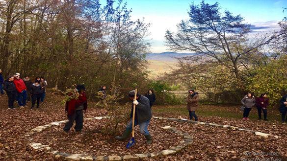 WE WERE HERE: presenze nel bosco. Arte nel parco Monte Fuso