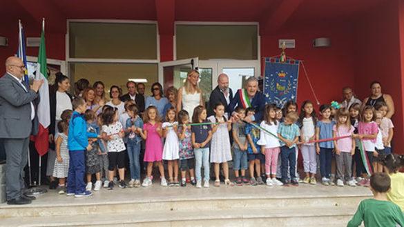 Collecchio: l'anno scolastico è inaugurato da Bonaccini