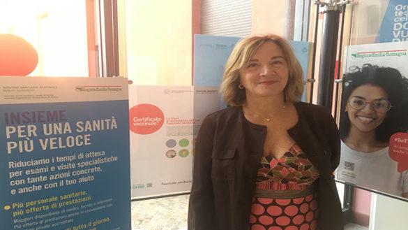 Distretto di Fidenza: a Maria Teresa Celendo la direzione del Dipartimento Cure Primarie