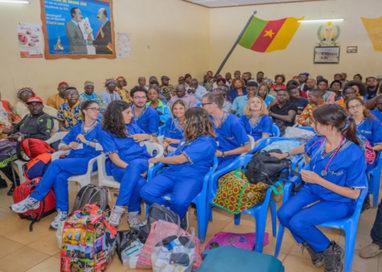 Progetto Medical Experience: 12 studenti dell'Università di Parma in Camerun