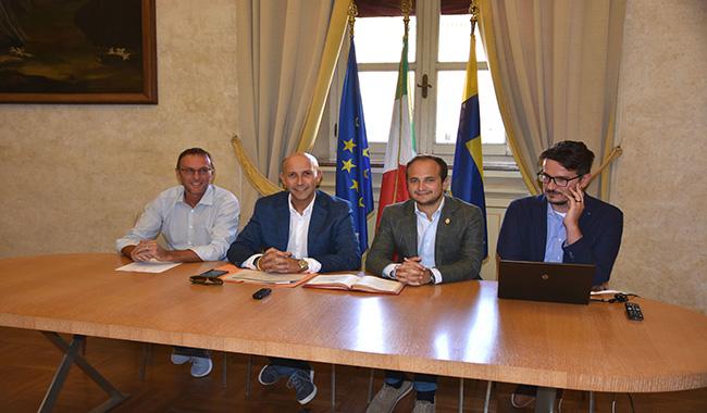 Parma, Noceto e Fontevivo uniti per il ponte sul Taro