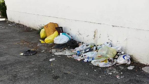 """""""Ecco il degrado a Parma! Traversa di via Trieste…"""""""