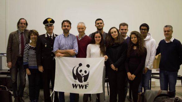 """Gli studenti dell'Ulivi terzi al contest """"Urban Nature"""" del WWF Italia"""