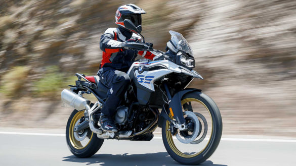 R.P. Motors: presentate le BMW Motorrad F 850GS e F 750GS