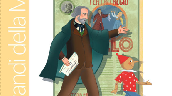 E se Pinocchio avesse incontrato Giuseppe Verdi…
