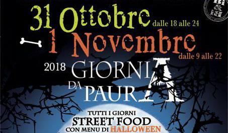 """Halloween in piazza Ghiaia, due giorni di festa """"mostruosa"""""""