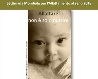 """""""Allattare non è solo nutrire"""", parte la mostra fotografica all'Ospedale dei bambini"""