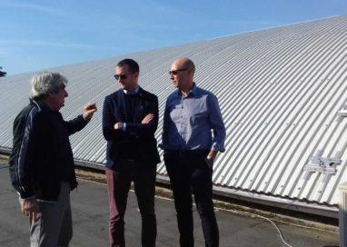 Nuovo tetto per gli impianti della Società Bocciofila Aquila