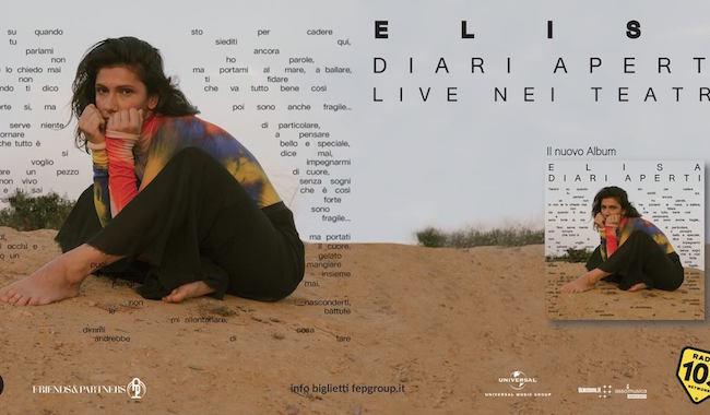 Elisa in concerto al Teatro Regio!