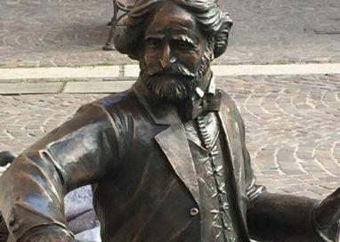 """""""Il mio amico Giuseppe Verdi"""": presentati catalogo e modellino"""