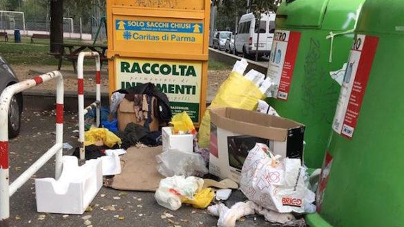 """""""In via Mordacci è partita la raccolta differenziata per strada"""""""