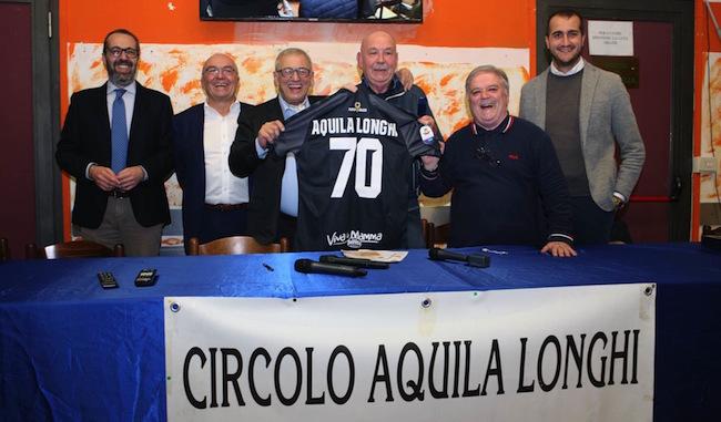 Il Circolo Aquila Longhi festeggia il suo 70esimo anniversario!