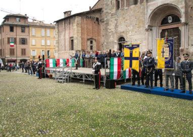 A Parma la Festa dell'Unità Nazionale e Giornata delle Forze Armate