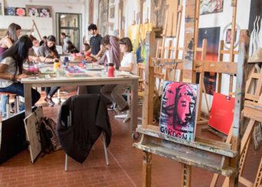 CERCO L'UOMO: Il Liceo Toschi scopre Vincenzo Gardoni e il visionismo