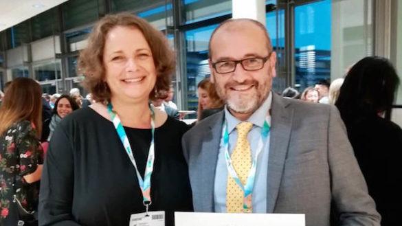 Cure palliative: riconoscimento europeo all'Oncologia di Parma