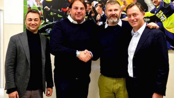 Parma, il direttore sportivo Faggiano rinnova fino al 2020