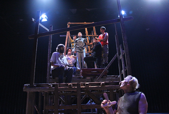 Settimana Teatrale a Parma - dal 12 novembre al 18 novembre