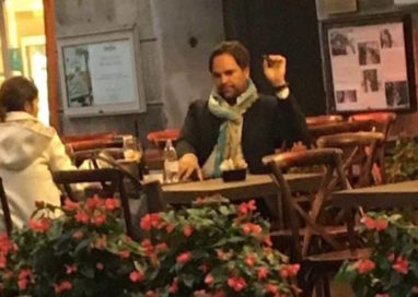 Toh, chi si rivede! Mike Piazza avvistato a Parma