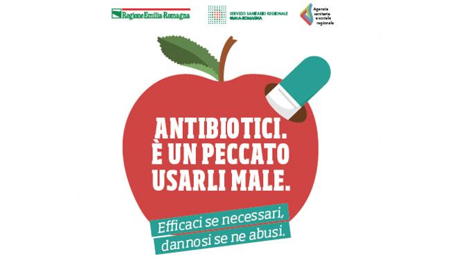 Antibiotici, un peccato usarli male. Se servono lo decide il medico