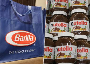 Barilla dichiara guerra a Nutella (e viceversa)