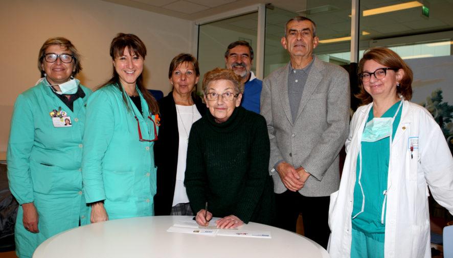 Scuola in Ospedale, Avis Montebello dona ore di insegnamento