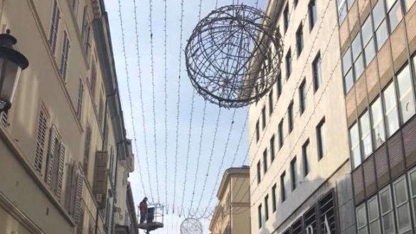 Natale arriva in anticipo. Dal 17 novembre Parma sarà illuminata