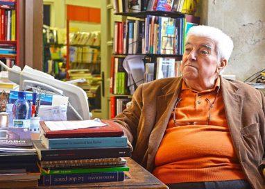 Si è spento 88 anni Alberto Panciroli, storico libraio di Colorno