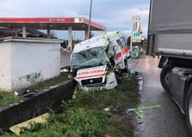 Incidente di Fraore, il dolore dell'autista del tir