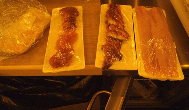 Chiuso locale di Sushi in via Emilia Est