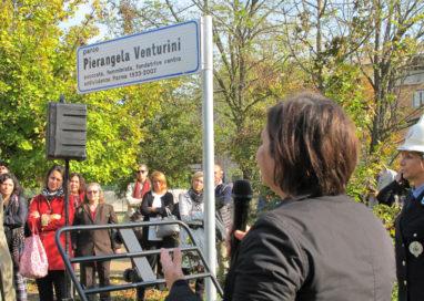 Un parco intitolato all'avvocatessa Pierangela Venturini