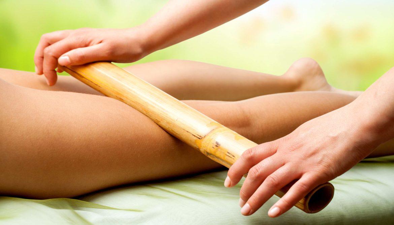 Bamboo Massage, il piacere del massaggio con le canne di bambù