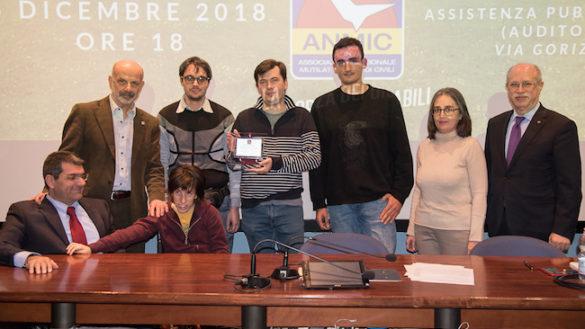 Premio Anmic 2018 a Malangone e al Cai Parma