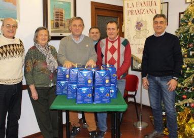 Cesten 'd Nadäl: il gesto solidale di FIDA provinciale alla Famija Pramzana