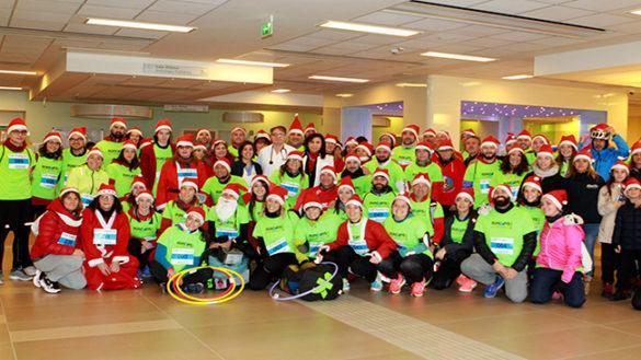 BabbiRun: di corsa in ospedale per portare doni e gioia ai bambini