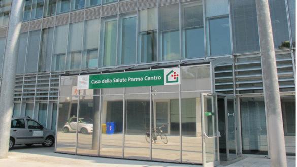 Riparato il controsoffitto della Casa della Salute Parma centro