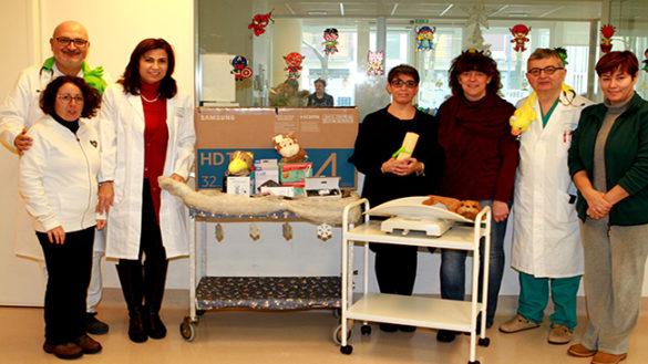 I doni di Toyland all'Ospedale dei Bambini: comprati con le offerte dei clienti