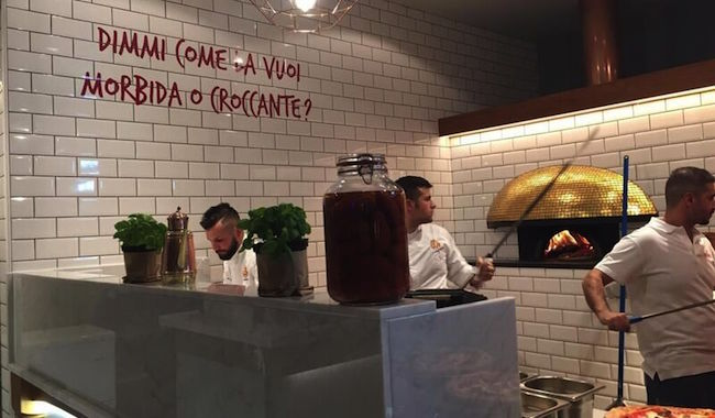 Barilla Center celebra la Pizza come patrimonio dell'Umanità