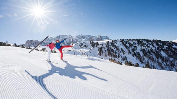Sciare fa bene a corpo e mente