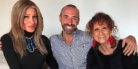 "Anna Mazzamauro e Cristina Bugatty in ""BELVEDERE – Due donne per aria"""