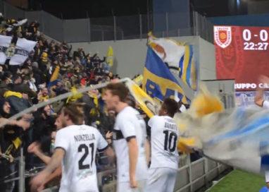 Due anni fa lo storico derby: Parma batte Reggiana 2-0