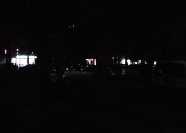 Parma al buio. Diverse zone della città senza illuminazione