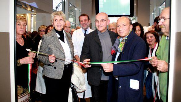 Ospedale: Inaugurato il nuovo Day Hospital oncologico