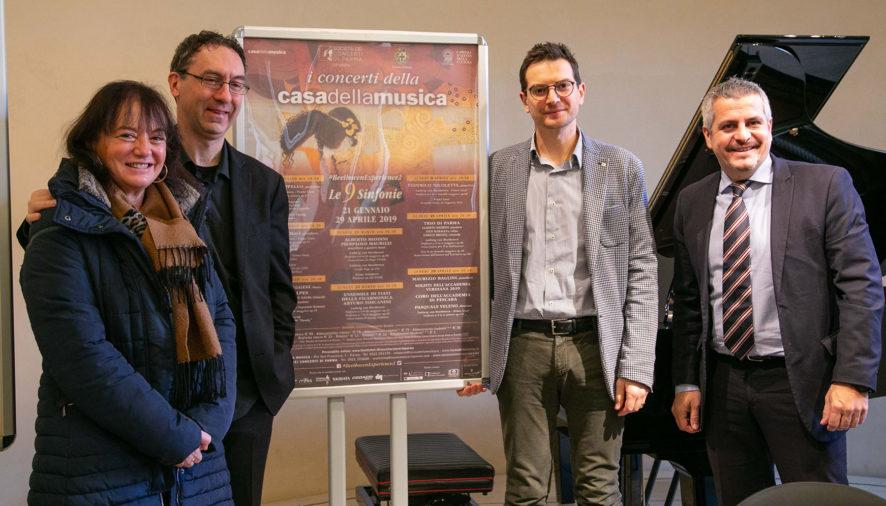 Società dei Concerti: nel 2019 più di 60 concerti