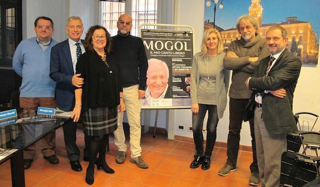 Mogol, serata solidale per l'Hospice Piccole Figlie